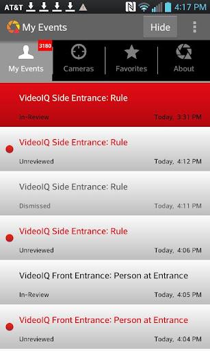 VideoIQ Mobile