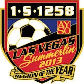 AYSO Region 1258 - Summerlin
