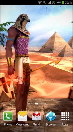 Egypt 3D Free live wallpaper