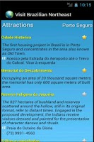 Screenshot of Guide Salvador Natal Fortaleza