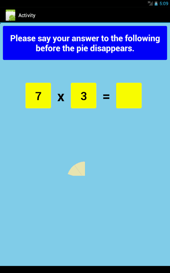 Multiplication Tables Free- screenshot