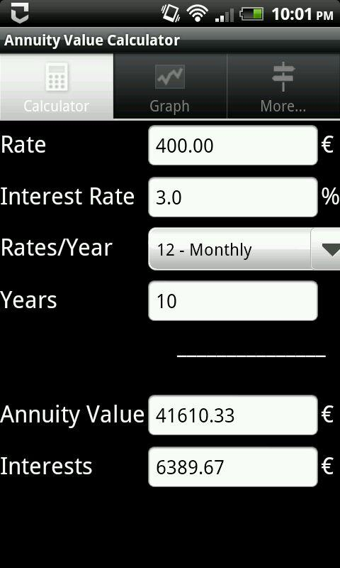 Finance2C - free- screenshot