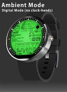 A48 WatchFace for Moto 360 - náhled