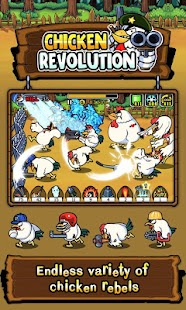 Chicken Revolution - screenshot thumbnail