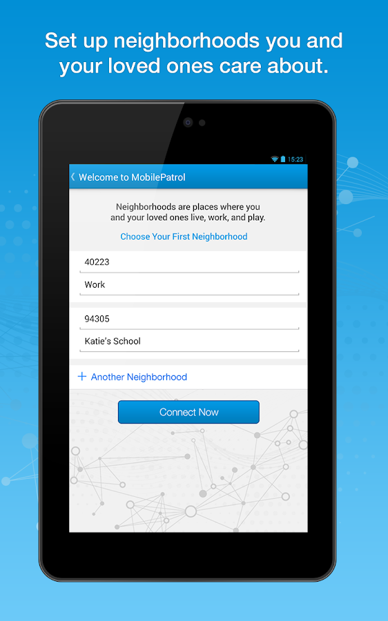 MobilePatrol Public Safety App- screenshot