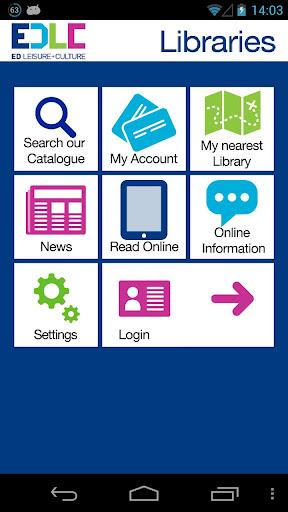 East Dunbartonshire Libraries