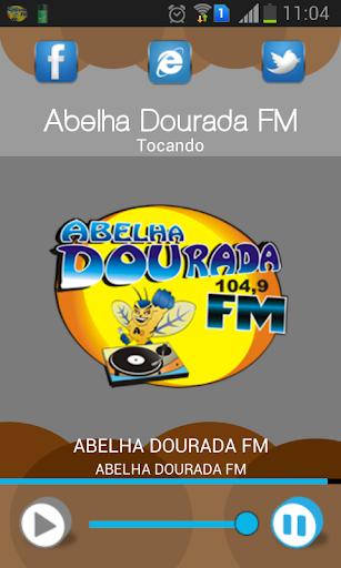 Abelha Dourada FM