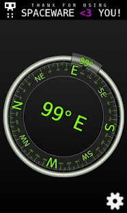 Simple Compass- screenshot thumbnail