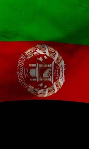 Afghanistan flag Free lwp screenshot 3