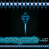 Live Wallpaper - Honeycomb LWP