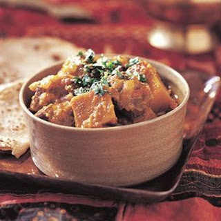 Lamb Curry with Pumpkin (Gosht)