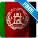 Afghanistan flag Free icon