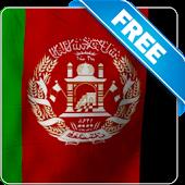 Afghanistan flag Free lwp
