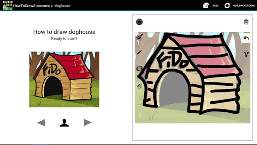 HowToDraw Structures