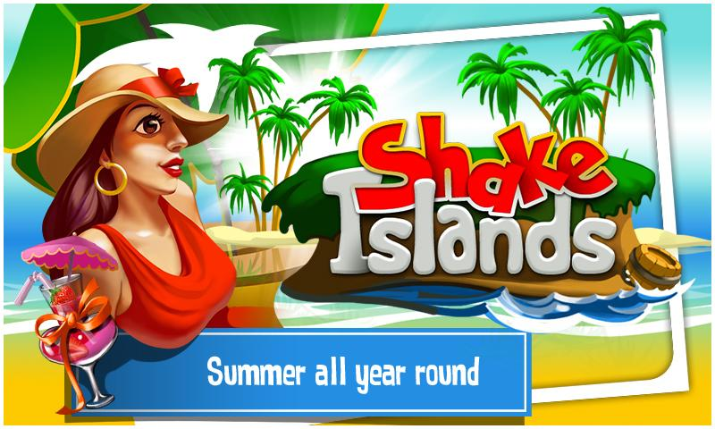 Shake Islands Adventure - screenshot