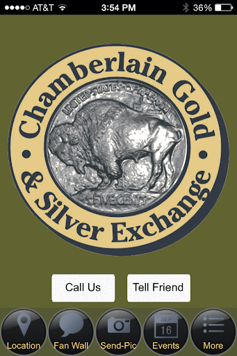 Chamberlain Coins