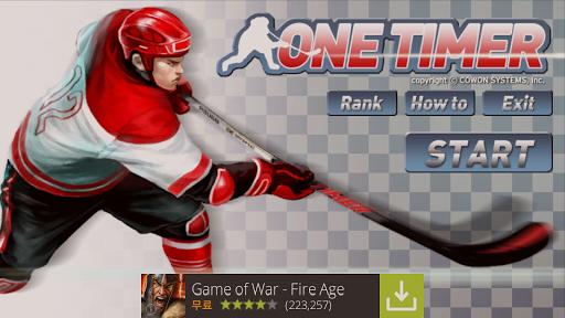 免費下載體育競技APP|Ice Hockey - One Timer (Free) app開箱文|APP開箱王