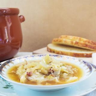 Sopa de Repollo (Cabbage Soup)