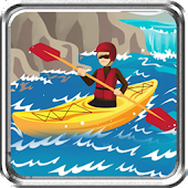 Kayak Boat Racing Game
