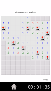 Minesweeper - screenshot thumbnail