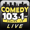 Comedy 1031 – 24/7 Comedy icon
