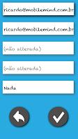 Screenshot of Secret - Controle de Senhas