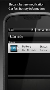 The Battery Pro - screenshot thumbnail
