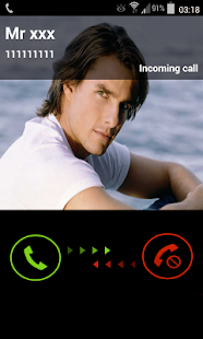 Fake Call [Call Me Now] - screenshot thumbnail