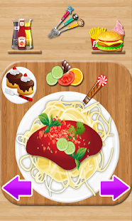 Pasta Maker Cooking Games - screenshot thumbnail
