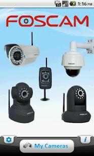Foscam IP攝像機控制