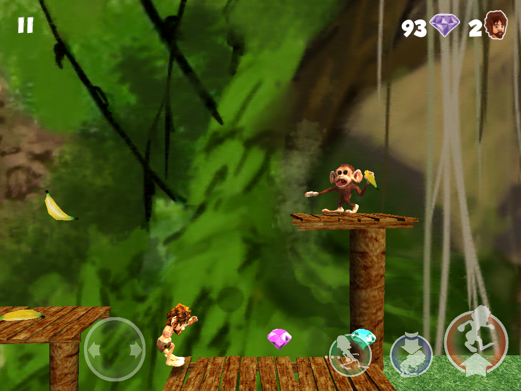 Wilsons Adventure - screenshot
