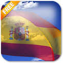 3D Spain Flag Live Wallpaper icon