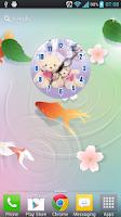 Screenshot of Teddy Bear Clock Free