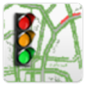 Tehran Traffic Map icon