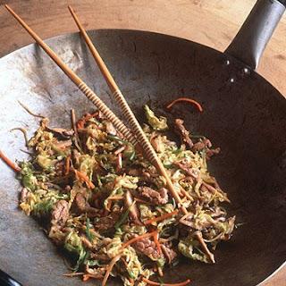 Mu Shu Pork.