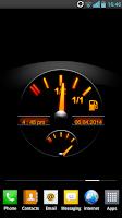Screenshot of Gasoline - Live Wallpaper