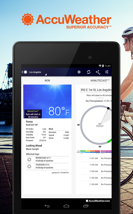 Accuweather Platinum Android Apps Auf Google Play