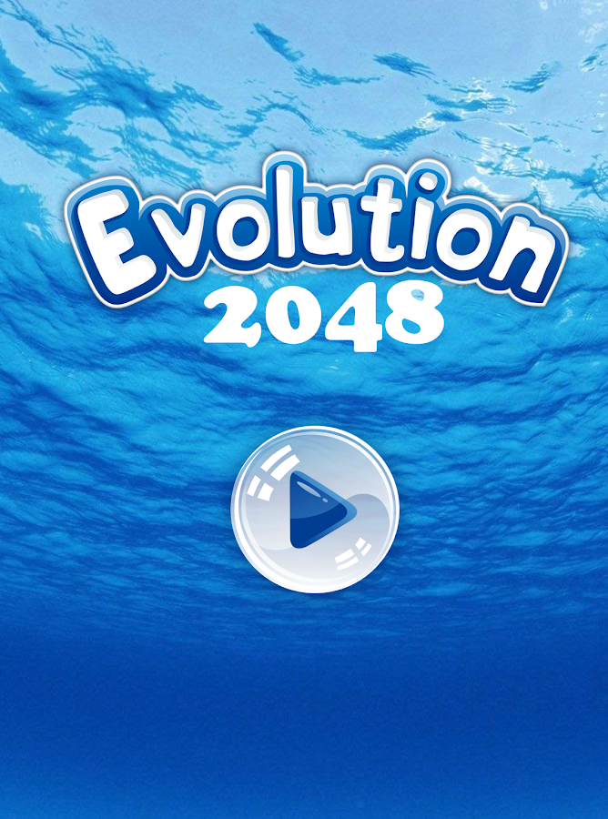Darwin Evolution: 2048- screenshot