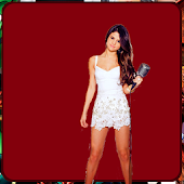 Selena Gomez HD widget