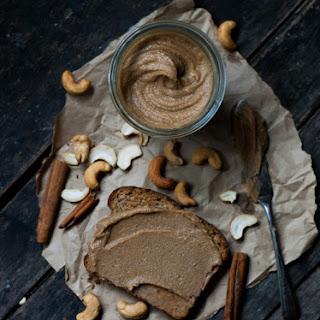 Cinnamon-Espresso Cashew Butter