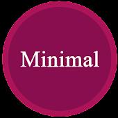 Minimal White - CM12 Theme