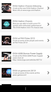 EVGA - screenshot thumbnail