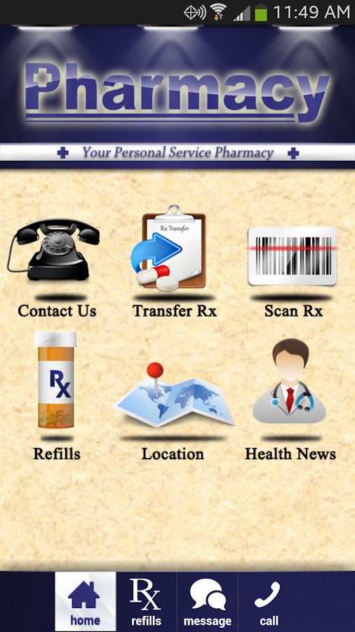 Arlington Pharmacy - screenshot