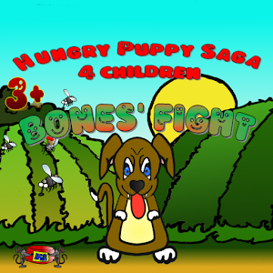 Hungry Puppy Saga Bones'Fight for PC and MAC
