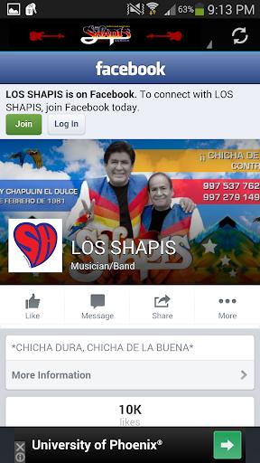 【免費娛樂App】Los Shapis - Cancionero-APP點子
