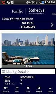 Sotheby's International Realty - screenshot thumbnail