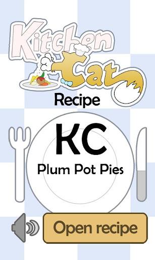 KC Plum Pot Pies