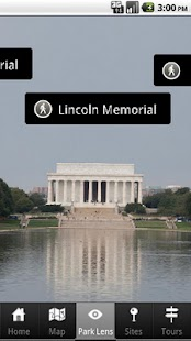 NPS National Mall - screenshot thumbnail