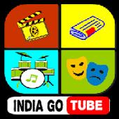 India Go Tube