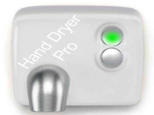 Hand Dryer Pro